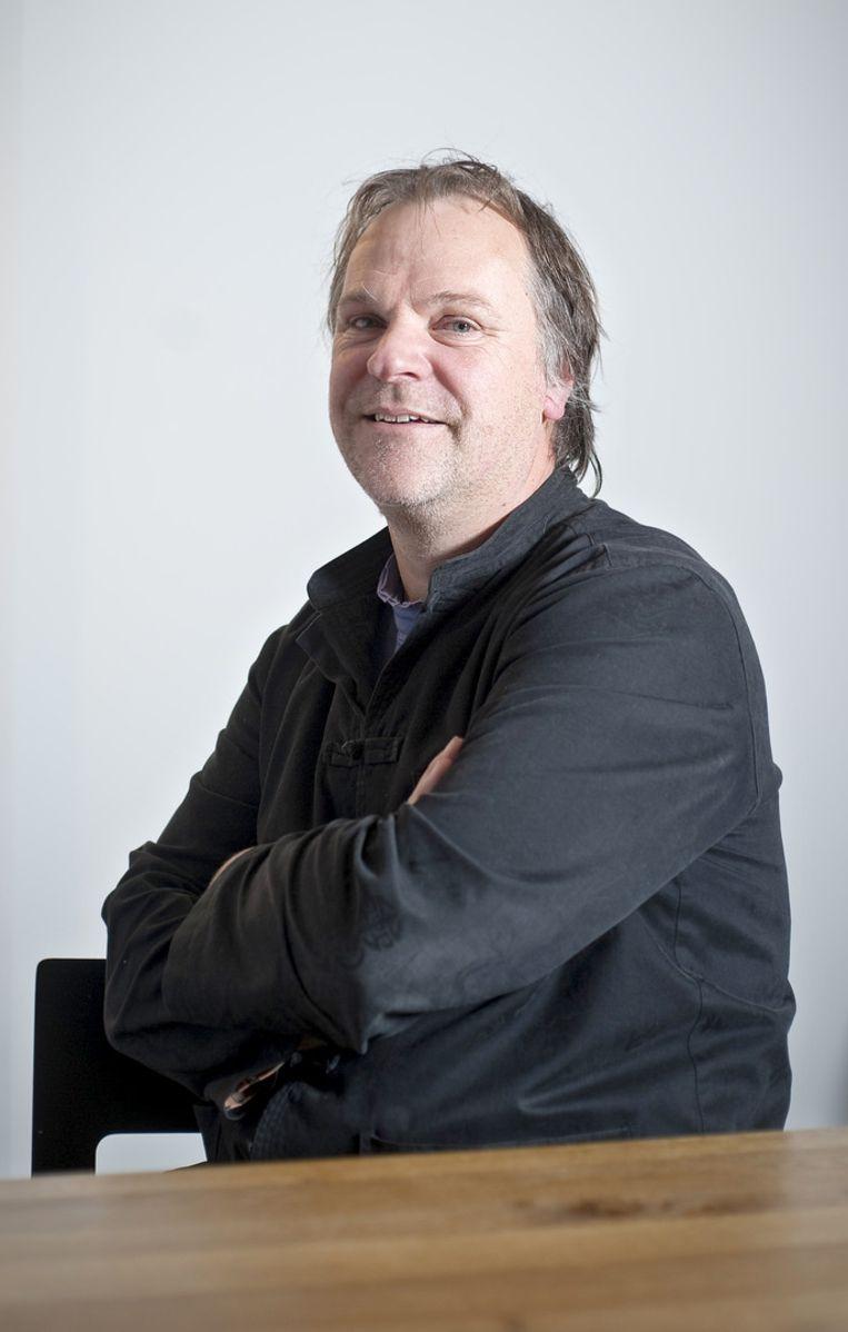 PvdA-partijvoorzitter Hans Spekman Beeld Michael Schaap