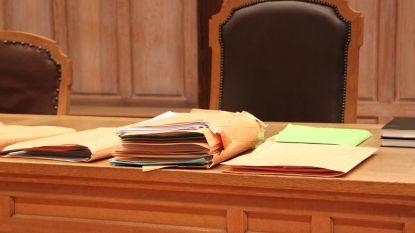 Geen straf voor ex na slagen en belaging