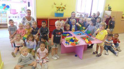 Terug naar school: coteachingklas voor kleuters Erasmus