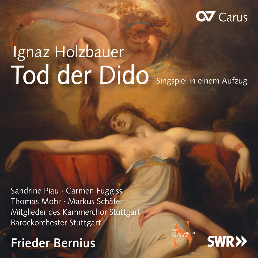 Cover Tod der Dido.