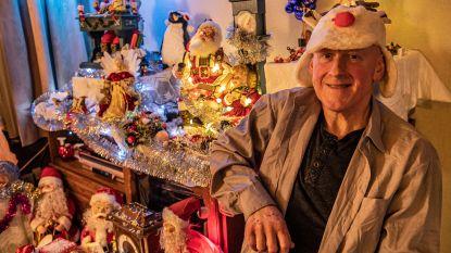 """Mario bouwt woning om tot kerstparadijs: """"Dit jaar is het door een schouderoperatie noodgedwongen een lightversie, maar volgend jaar vier ik ter compensatie kerst vanaf 1 oktober"""""""