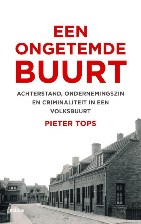 Pieter Tops Balans, euro 19,99 Beeld