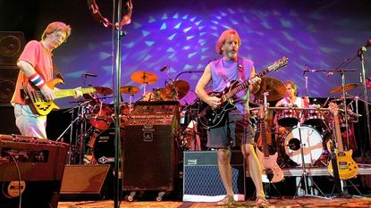 Grateful Dead terug samen voor laatste concertreeks