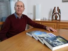 Schrijver Jan Zegers is een laatbloeier. 'Als je iets doet, moet je het goed doen'