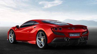 Maak kennis met de Ferrari F8 Tributo, de sterkste  achtcilinder ooit