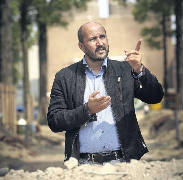 'De sleutel van het probleem ligt bij de moslimgemeenschap zelf.' Beeld Mark Kohn
