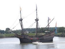 Dat is nog eens bootje varen: museumschip vaart door het Groene Hart