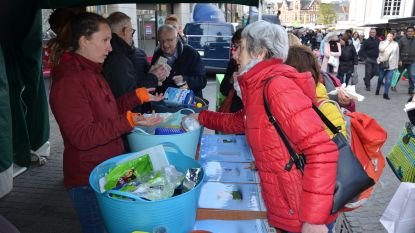 Afvalstewards IDM verduidelijken regels nieuwe PMD-zak