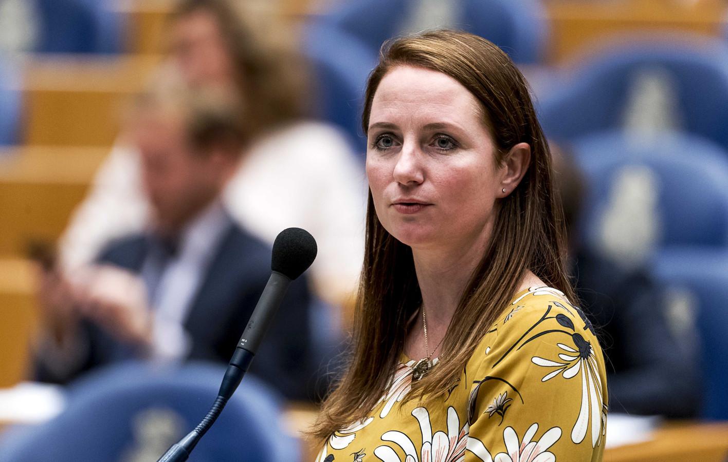 Fleur Agema is nog wel lief voor Vera Bergkamp.