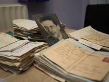 Kist vol brieven van joodse boerenknecht naar Westerbork