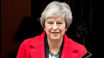 Welk brexit-nieuws brengt Theresa May? Volg hier live de persconferentie