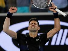 Imponerende Djokovic stoomt door in Melbourne