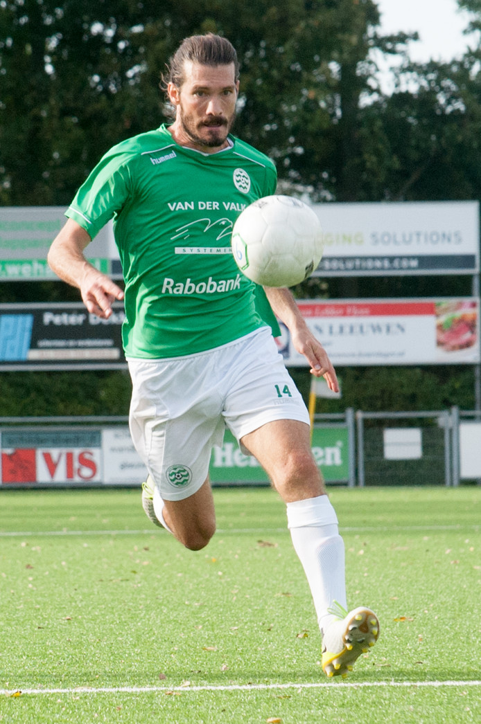 Édouard Duplan was tijdens zijn officiële debuut voor Westlandia direct trefzeker.