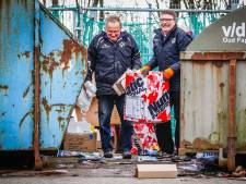 Papierinzamelaars vallen onder risicogroep en stoppen voorlopig met inzamelen