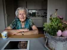 100-jarige uit Veldhoven regelde eigen bankje zelf