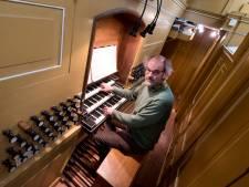 Arnhemse stadsorganist Johan Luijmes gaat in Eusebius concerten geven voor steeds één persoon tegelijk