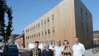 Zo kan het ook bij sociale woningbouw: fraai staaltje architectuur in Klapperstraat