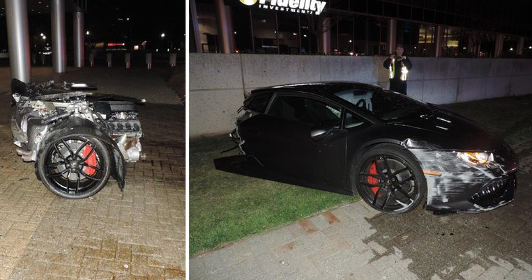 Twee stukjes Lamborghini.