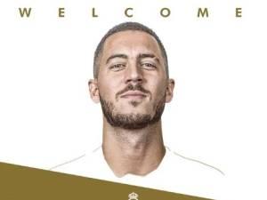 """Eden Hazard signe au Real Madrid: """"Quitter Chelsea est la décision la plus difficile de ma carrière"""""""