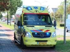 Fietser raakt gewond bij ongeval in Vlissingen