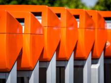 PostNL en GrandVision blikvangers Damrak