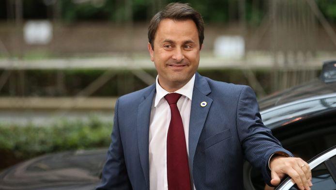 De Luxemburgse premier Xavier Bettel is openlijk homoseksueel.