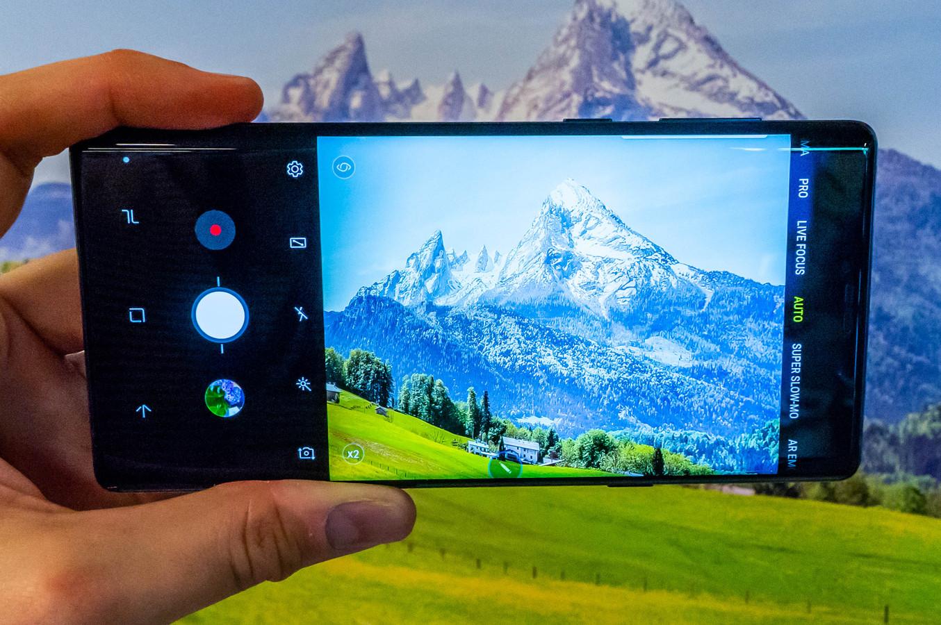 Technologiewebsite Tweakers reisde naar New York om de eerste indrukken op te doen met de nieuwe Note 9.