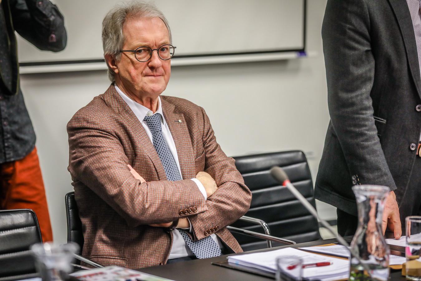 Jan Bekaert (WIT) is de komende drie jaar burgemeester en wordt daarna eerste schepen.