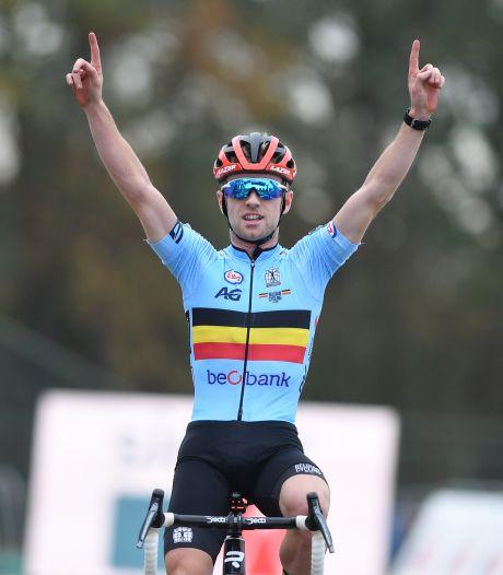 Iserbyt grijpt Europese titel in Rosmalen, brons voor Van der Haar
