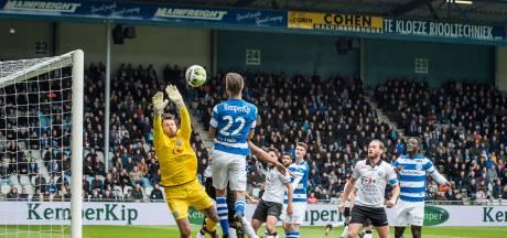 FC Den Bosch met lege handen bij De Graafschap