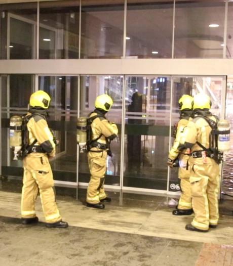 Brand in Stadshart geblust dankzij sprinkler