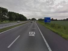 Man uit Roosendaal steekt A59 over op zoek naar benzine en wordt aangereden