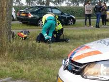 Scooterrijder gewond bij aanrijding in Beek en Donk