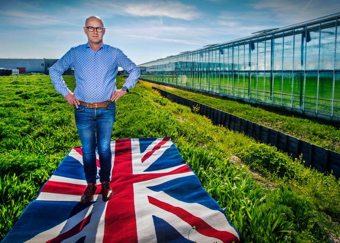 Richard van der Sande: ,,Het Local for local-principe kan wel eens in ons voordeel zijn.''