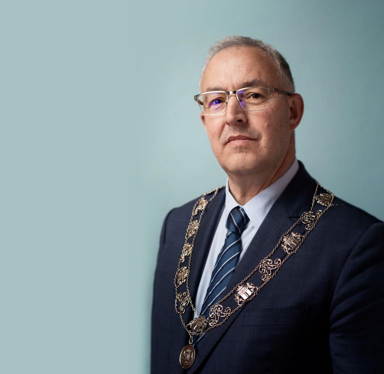 Burgemeester Aboutaleb.   Beeld Kiki Groot
