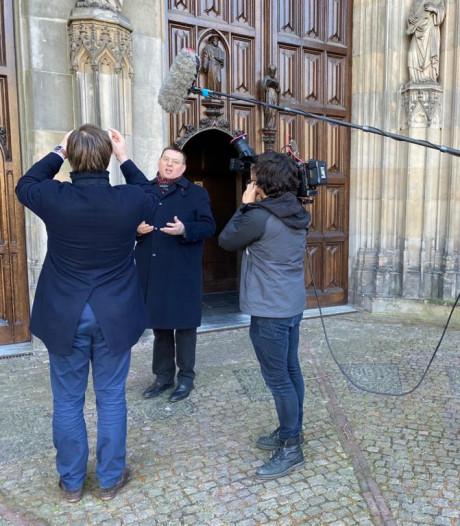 Kerken en pastoors in Bisdom Den Bosch gaan digitaal