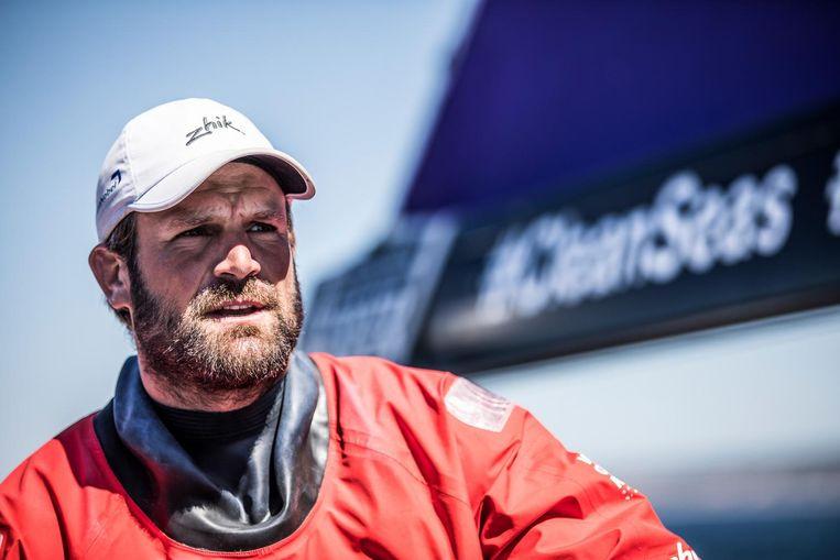 Tienpont Beeld Volvo Ocean Race