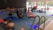 """Zwembad Hallebad open tot middernacht: """"Extra verfrissing tijdens deze extreem warme dagen"""""""