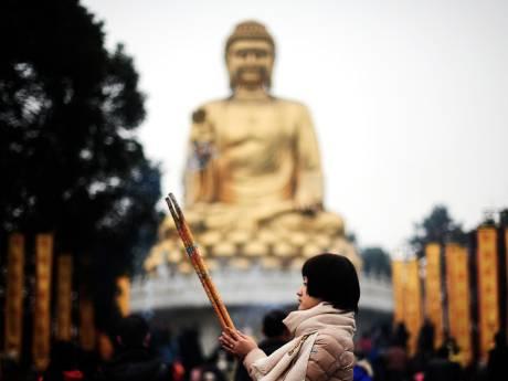 Atheïstische regering China bindt strijd aan met wildgroei religieuze beelden