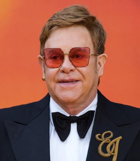 Elton John na operatie: Er is weinig van me over