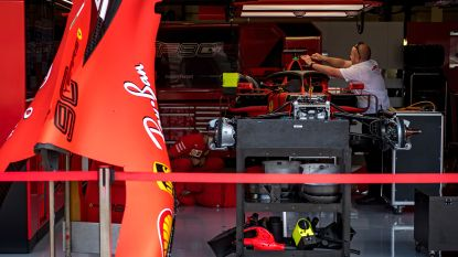 Illegalen ontdekt in paddock van Ferrari na reisje met truck naar Silverstone