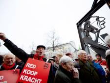 Onrust op de beurs doet miljarden aan Nederlands pensioengeld verdampen