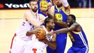 VIDEO. Golden State Warriors hangen bordjes in evenwicht, maar verliezen Thompson