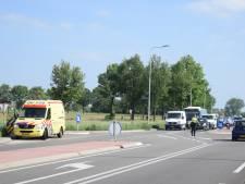 Gewond na oversteken van Slingerparallel in Etten