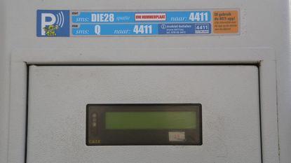 Parkeerautomaten haperen, maar zijn nog niet aan vervanging toe