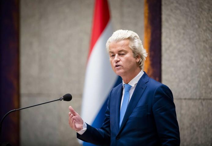 Geert Wilders (PVV).