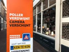 Pollers verdwijnen 1 juli definitief uit Dordrecht
