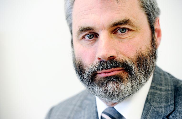 Herman Ram, voorzitter van het Nederlandse antidopingautoriteit. Beeld ANP