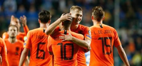 Memphis onmisbaar voor Oranje, grootste zege buiten Nederland