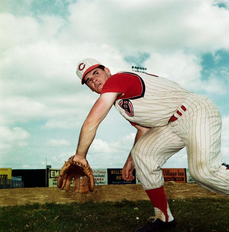 7. Sportman: Pete Rose Killer Mike: 'Geweldige speler uit mijn jeugd. Maar hij is ook een controversiële figuur. Rose was een volksjongen die een grote fout maakte.' Beeld getty